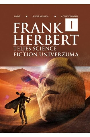Frank Herbert teljes science fiction univerzuma