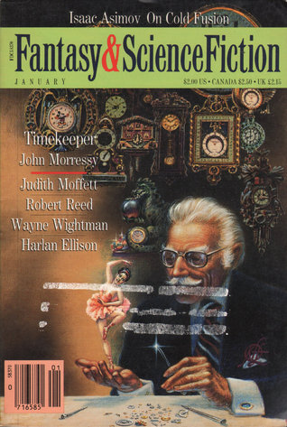 The Magazine of Fantasy & Science Fiction, January 1990 (The Magazine of Fantasy & Science Fiction, #464)