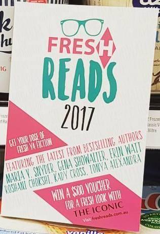 Fresh Reads 2017