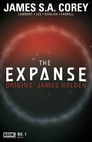 The Expanse Origins: James Holden