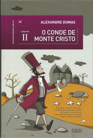 O Conde de Monte Cristo - volume 2