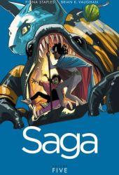 Saga, Vol. 5 (Saga, #5) Book Pdf