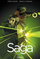 Saga, Vol. 7 (Saga, #7) Book Pdf
