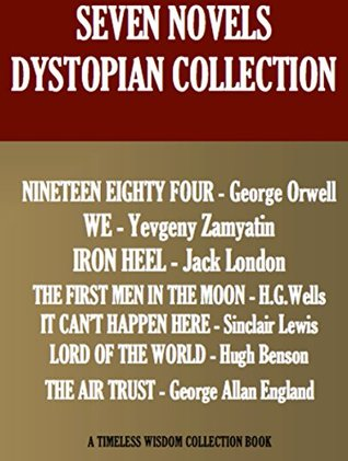 Seven Novels Dystopian Collection