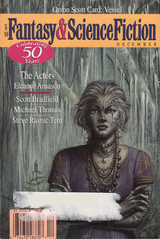 Fantasy & Science Fiction, December 1999 (The Magazine of Fantasy & Science Fiction, #579)