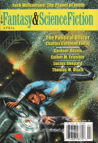 Fantasy & Science Fiction, April 2002 (The Magazine of Fantasy & Science Fiction, #605)