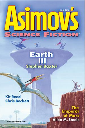 Asimov's Science Fiction, June 2010
