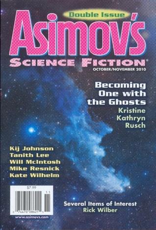Asimov's Science Fiction, October/November 2010