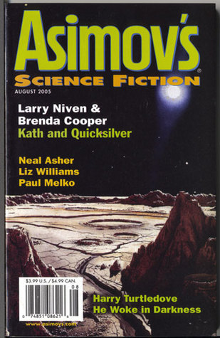 Asimov's Science Fiction, August 2005