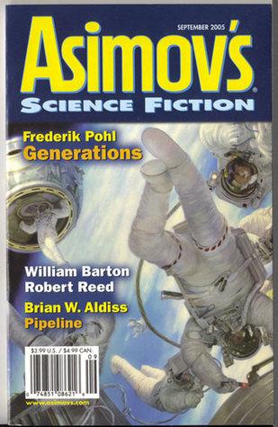 Asimov's Science Fiction, September 2005