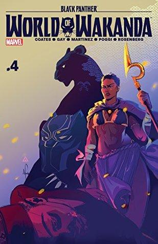 Black Panther: World of Wakanda #4