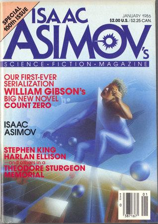 Isaac Asimov's Science Fiction Magazine, January 1986