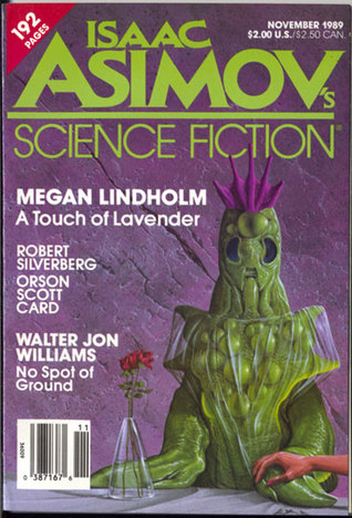 Isaac Asimov's Science Fiction Magazine, November 1989 (Asimov's Science Fiction, #149)