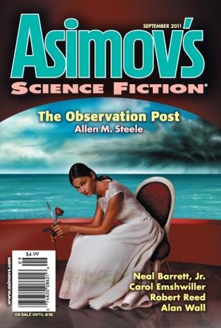 Asimov's Science Fiction, September 2011
