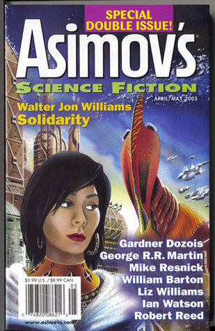 Asimov's Science Fiction, April/May 2005