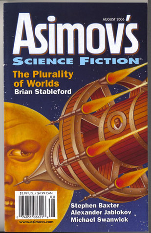 Asimov's Science Fiction, August 2006