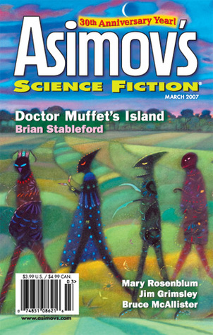 Asimov's Science Fiction, March 2007