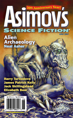 Asimov's Science Fiction, June 2007