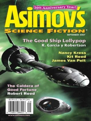 Asimov's Science Fiction, September 2007