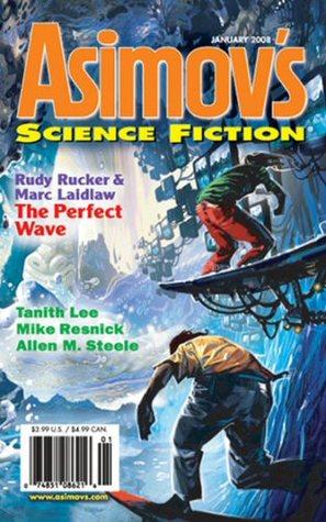 Asimov's Science Fiction, January 2008