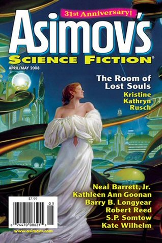Asimov's Science Fiction, April/May 2008
