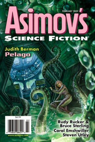 Asimov's Science Fiction, February 2009