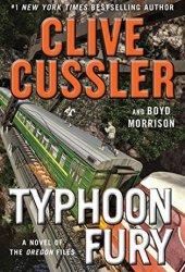 Typhoon Fury (The Oregon Files #12) Pdf Book