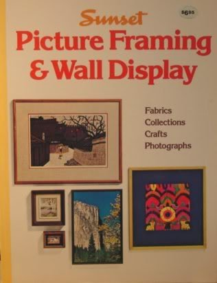 Picture Framing-Wall Display