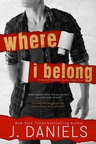 Recensie: Where I belong ( Alabama Summer #1 ) van J. Daniels