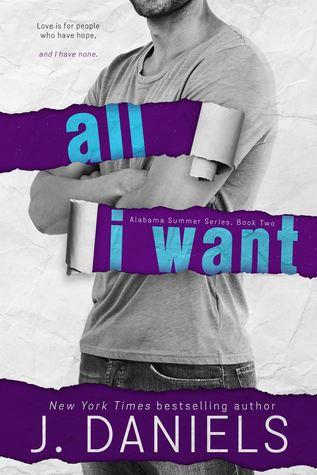 Recensie: All I want van J. Daniels