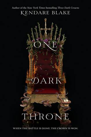 Recensie: One dark throne van Kendare Blake
