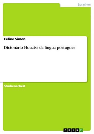 Dicionário Houaiss da língua portugues