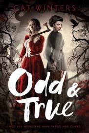 book cover of odd & true