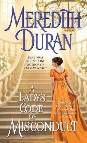BLOG TOUR:  A Lady's Code of Misconduct by Meredith Duran