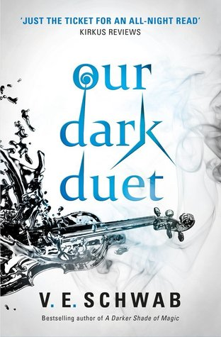 Image result for our dark duet uk cover