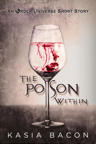 Book Cover The Poisin Within by Kaisa Bacon