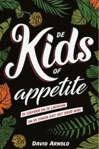 De Kids of Appetite – David Arnold