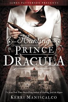 book cover for Hunting Prince Dracula