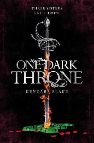 One Dark Throne (Three Dark Crowns, #2)