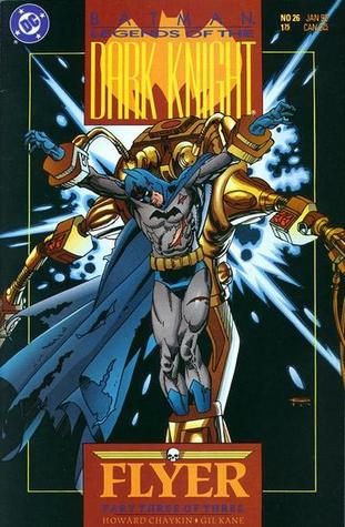 Batman: Legends of the Dark Knight #26 (Flyer Part Three)