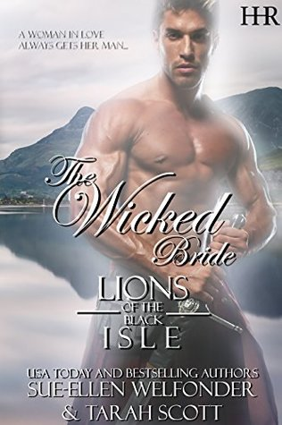The Wicked Bride (Lions of the Black Isle, #4)