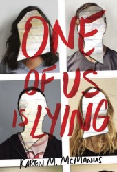 One of Us Is Lying Pdf Book