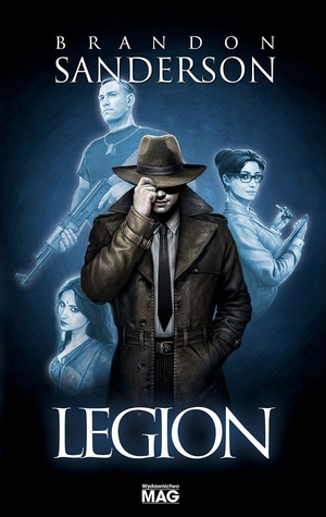 Legion (Legion, #1-2)