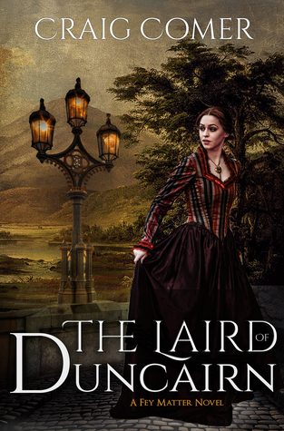 The Laird of Duncairn cover
