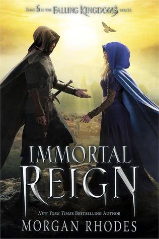 Immortal Reign (Falling Kingdoms, #6)