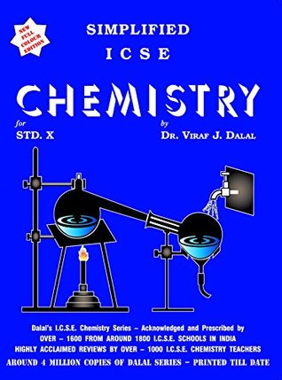Dalal ICSE Chemistry Series: Simplified ICSE Chemistry for Class-10