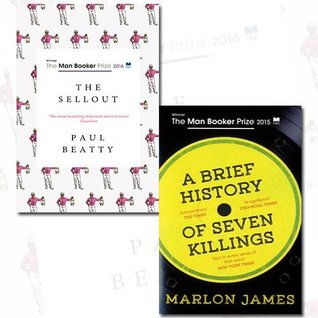 The Sellout and Brief History of Seven Killings 2 Books Bundle Collection - WINNER of the Man Booker Prize 2016