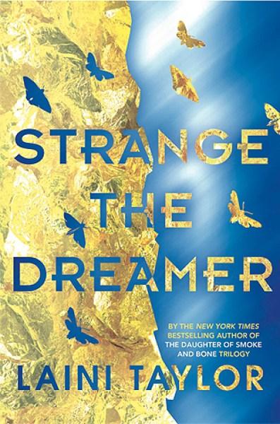 Strange the Dreamer (Strange the Dreamer, #1)-Laini Taylor