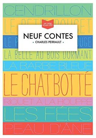 Neuf contes de Charles Perrault
