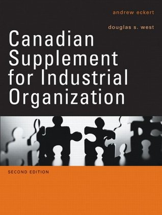 Canadian Supplement for Industrial Organization (2nd Edition)
